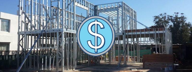 Cuánto cuesta el metro cuadrado de construcción steel framing