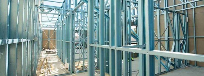 Qué es el sistema Steel Framing