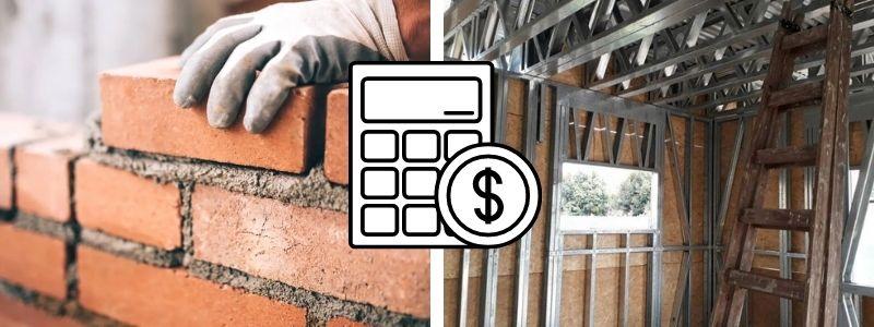 Qué es más barato construcción en seco o tradicional