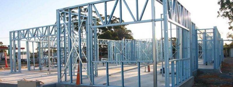 Qué significa steel frame