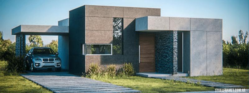 casas Steel Framing Argentina